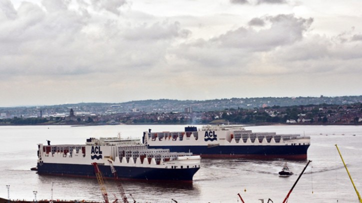 The Grimaldi Group will take advantage of Alfa Laval PureSOx scrubber connectivity on five ACL vessels