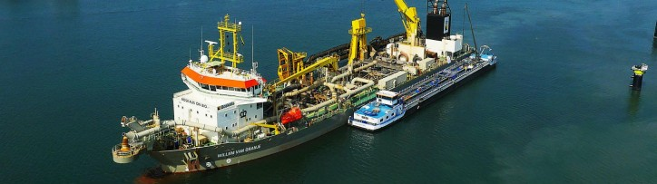 Boskalis Nederland aiming for 35% CO2 reduction with GoodFuels biofuel
