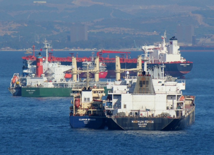 Gibraltar Port Signs LNG Bunker Market Development Agreement with Shell