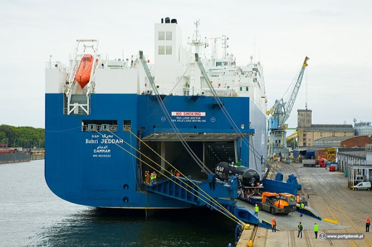 Yet another regular ocean link between the Port of Gdansk and Asia
