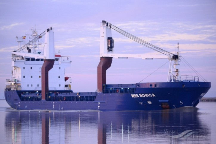 Fourth bulk carrier joins Nova Algoma Shortsea Carriers fleet this year