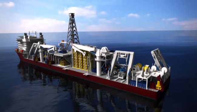 Rolls-Royce secures deal to power first seabed mining vessel in the world