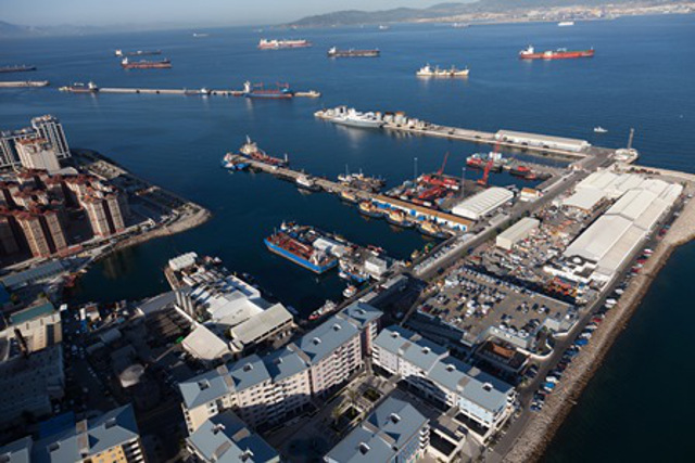 Gibraltar to Consider Proposals for Land Based Storage Facilities for Marine Fuels