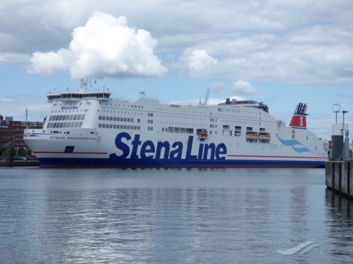 Stena Line introduces first AI-assisted vessel