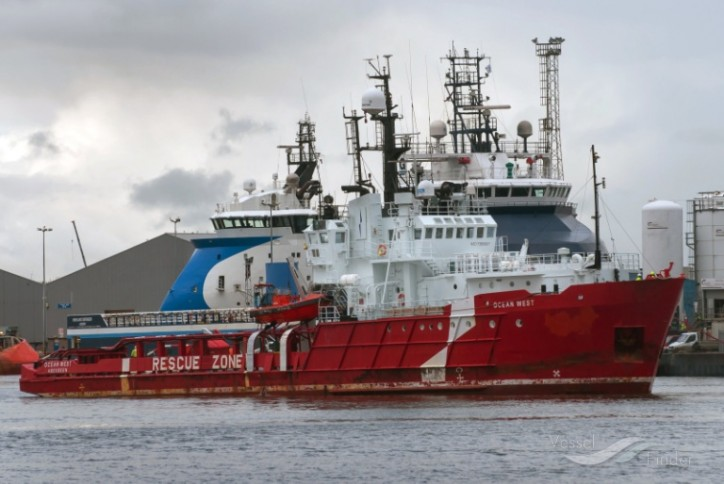 Atlantic Offshore's OSV Ocean West sold for scrap