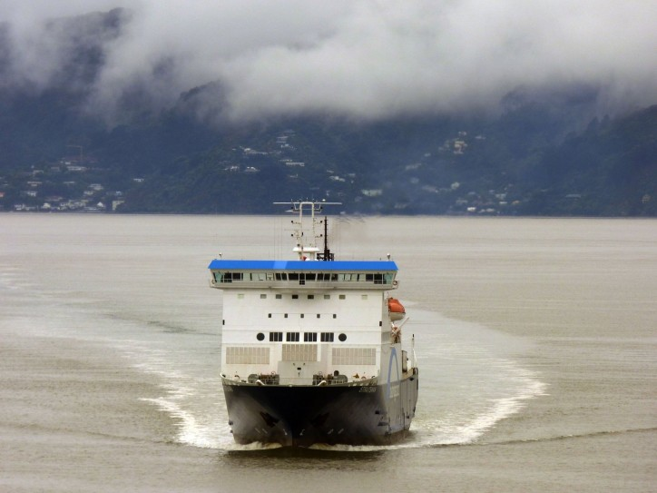 Cook Strait passenger ferry Straitsman is the first New Zealand ship to be certified under the international Maritime Labour Convention