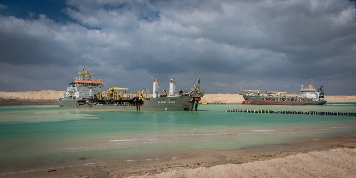 Boskalis awarded EUR 120 million dredging contract for oil terminal expansion in Brazil