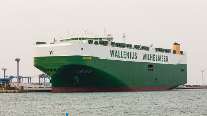 Port of Southampton welcomes growing numbers of 'green' vessels