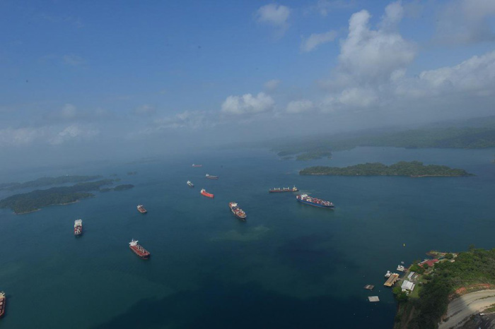 Delays up to 10 days reported for vessels awaiting transit at Panama Canal