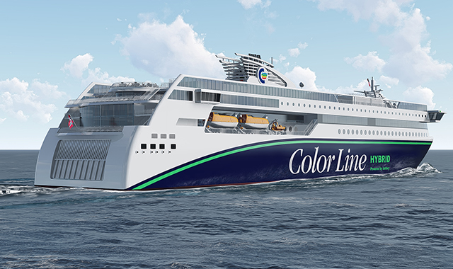 Rolls-Royce to provide power for the world's largest hybrid ferry