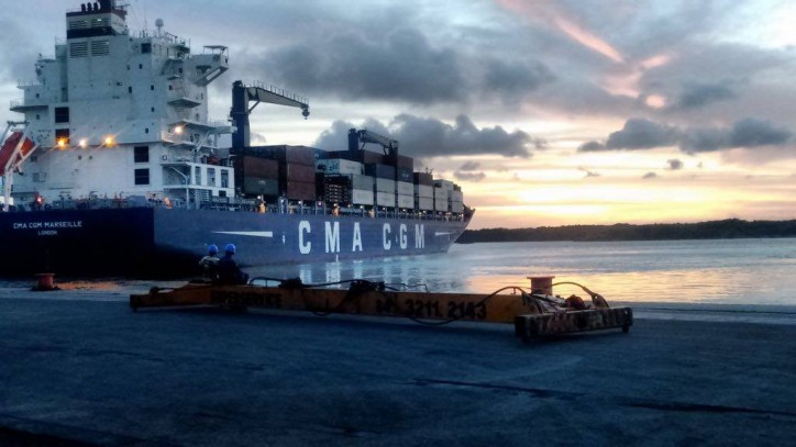 OCEAN ALLIANCE - CMA CGM to reshuffle its Asia-Middle East services
