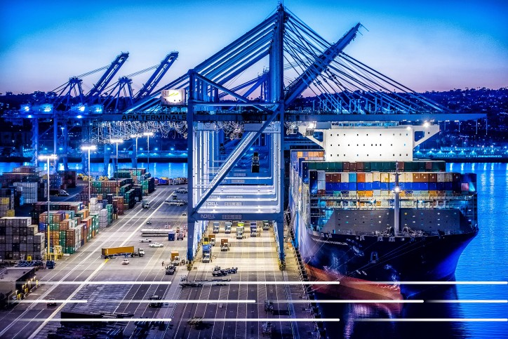 Port of LA and GE Transportation Partner to Digitize Maritime Shipping and Help Goods Reach Consumers Faster