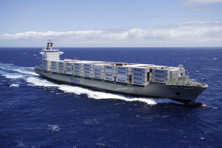 Matson increases its South Pacific Express service with 'Samoana'