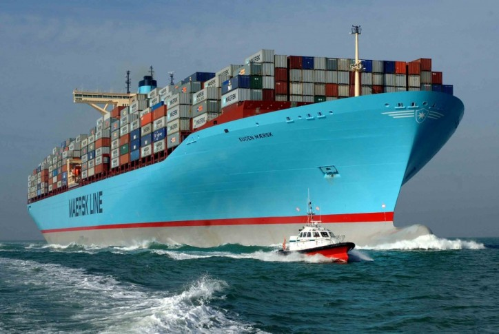 Maersk Line reports a 2016 loss of USD 376 million