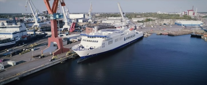 Cooperation between RMC and Meyer expanding into spring 2019 with a new order of cruise ship blocks to be built at Rauma shipyard