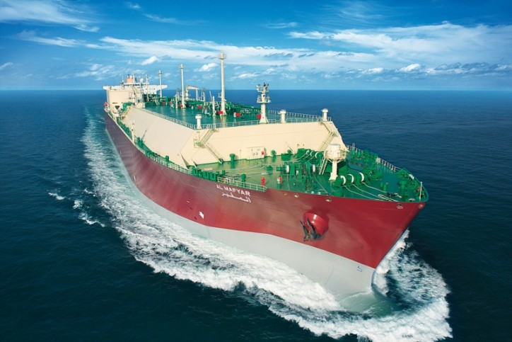 Samsung Heavy signs US$190 Mln shipbuilding contract for LNG carrier