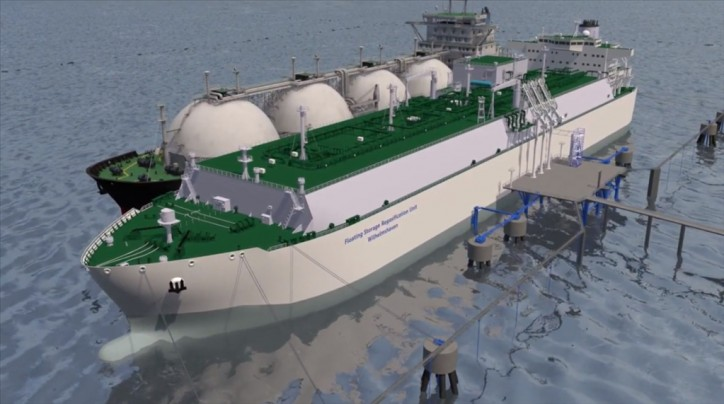 Uniper SE and Mitsui O.S.K. Lines enter into agreement on FSRU project in Wilhelmshaven, Germany, and one additional LNG transportation agreement (Video)