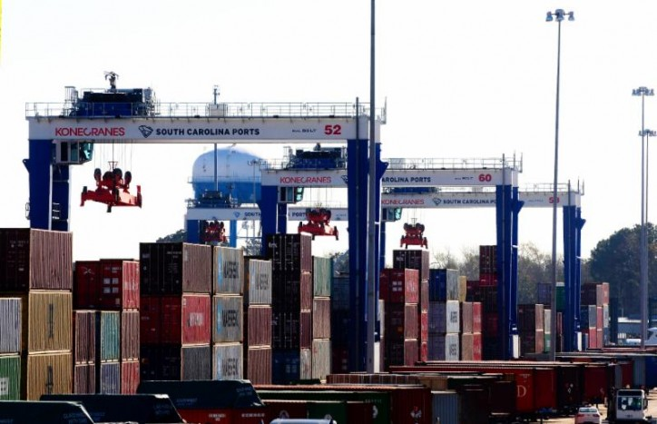 South Carolina Ports Handles Record March Container Volume