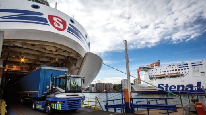 Stena Line Inaugurates Onshore Power Supply in Oslo