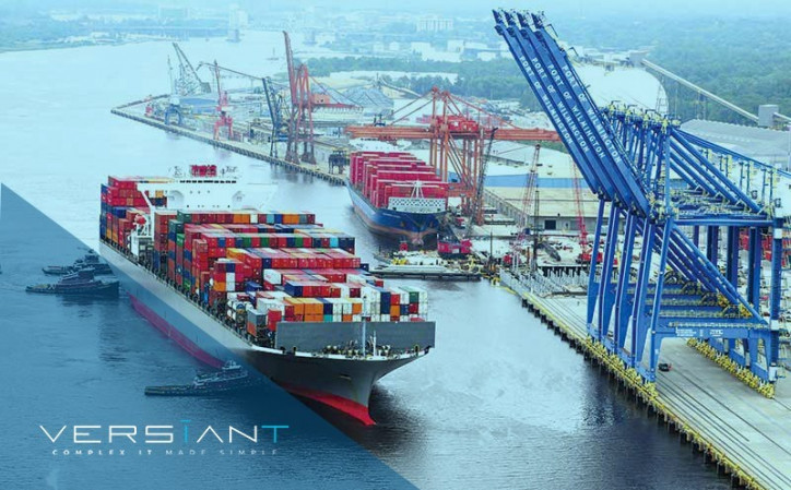 Versiant announces a new relationship with hometown maritime leader, NC Ports