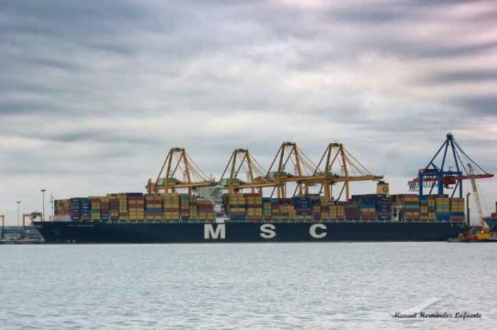 Five Dead, Six Missing after collision between MSC Regulus and fishing boat off Peru