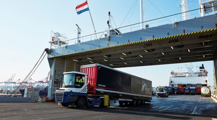 Port of Gothenburg: Ro-Ro-Shipping Making Rapid Headway