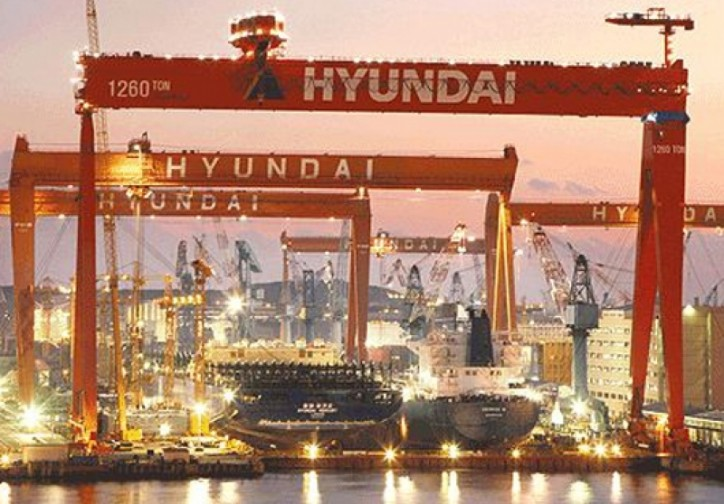 Hyundai Heavy Industries' Spin-off Plan Gains Shareholders' Approval
