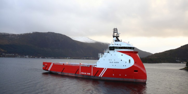Wagenborg Offshore delivers second walk-to-work vessel in Southern North Sea