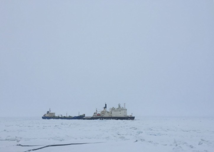 Rosatomflot extends its winter-spring navigation period amid challenging ice conditions