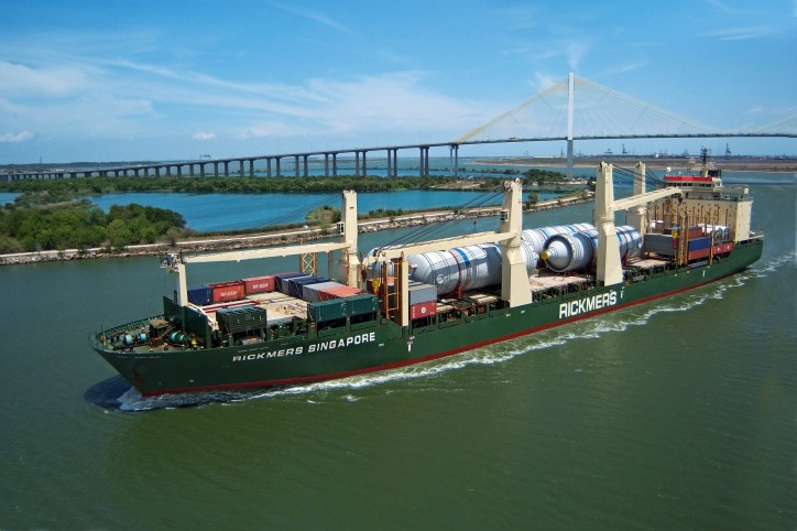 ZEABORN Group purchases five heavy-lift cargo vessels from Rickmers Holding
