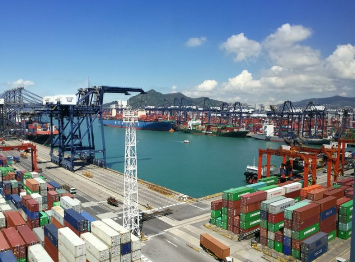 COSCO SHIPPING Ports Collaborates with HIT and MTL