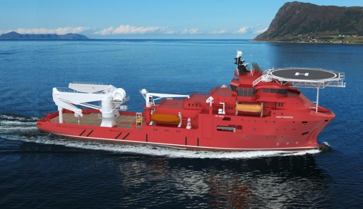 UDS confirms order for diving support vessel at Wu Chang shipyard