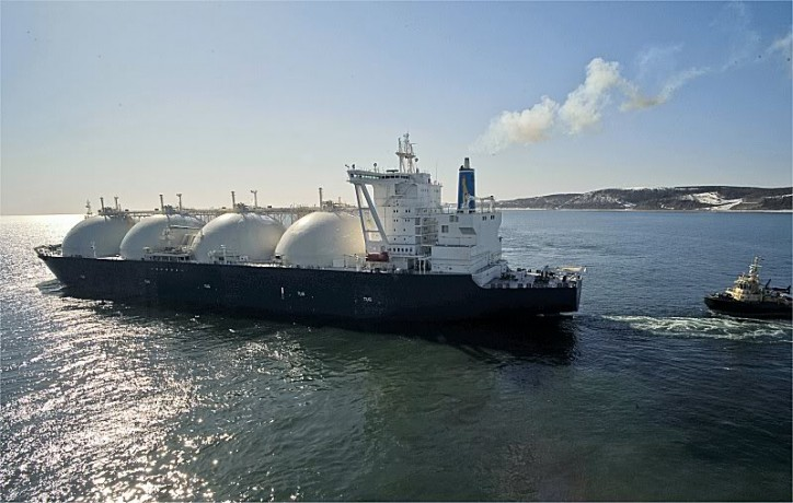 Sovcomflot celebrates a decade of shipping LNG from Sakhalin-2