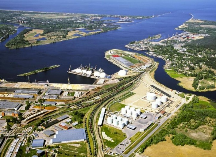 Port of Riga to Cooperate with the Port of Shenzhen, the World's Third Largest Container Port