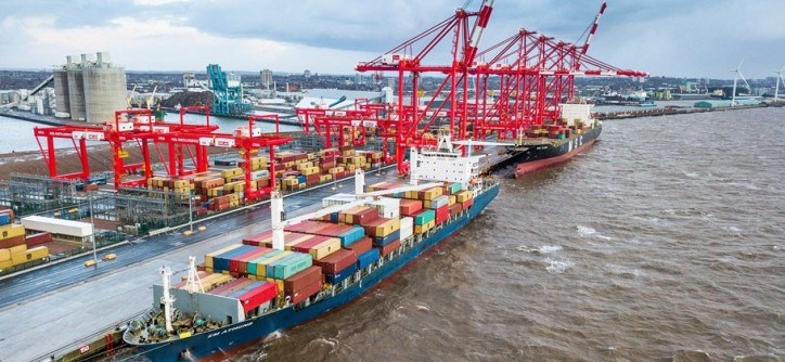 Port of Liverpool to receive new container services