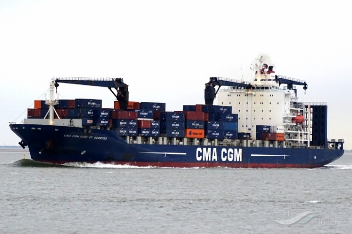CMA CGM improves its ECS service between North Europe and Central America, adding the port of London