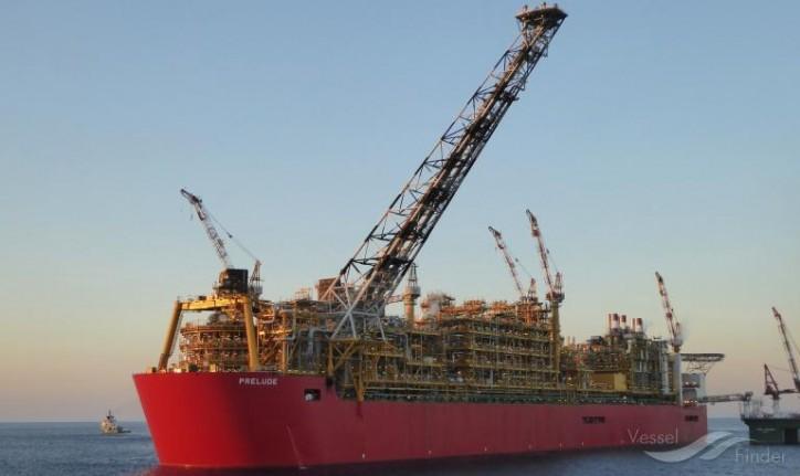 Prelude FLNG Facility Ships First LNG Cargo