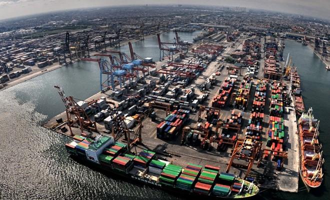 Indonesia's Tanjung Priok Port