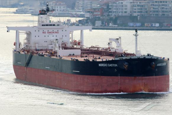 Nordic American Tankers (NAT) signs charter contract for crude oil tanker Nordic Castor with Cepsa