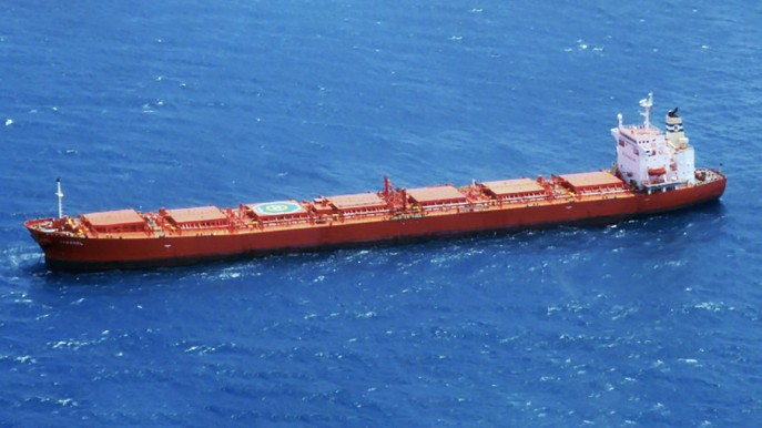 The newly established Klaveness Combination Carriers AS will form part of the solution to the ambitious climate strategy passed on by IMO