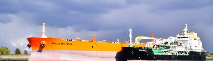 AET Tankers Newest Aframaxes Make Maiden LNG Bunkering