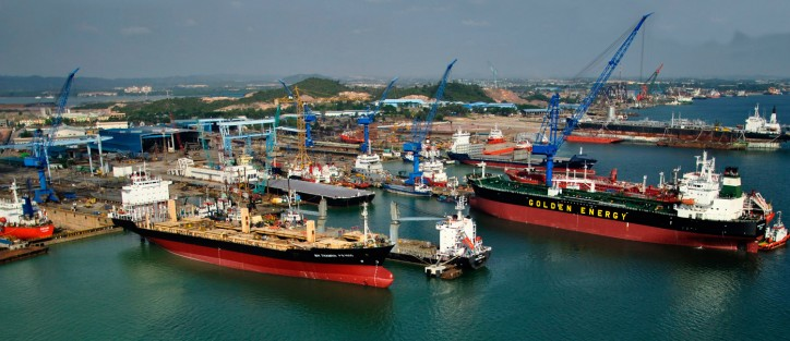 ASL Marine Secures New Contracts Worth S$156 Million