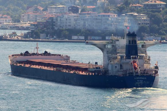 Golden Ocean announces delivery of two dry bulk vessels - Golden Myrtalia and Golden Shea