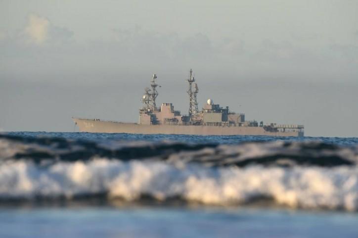 US Navy Ship Tests 100% Alternative Fuel