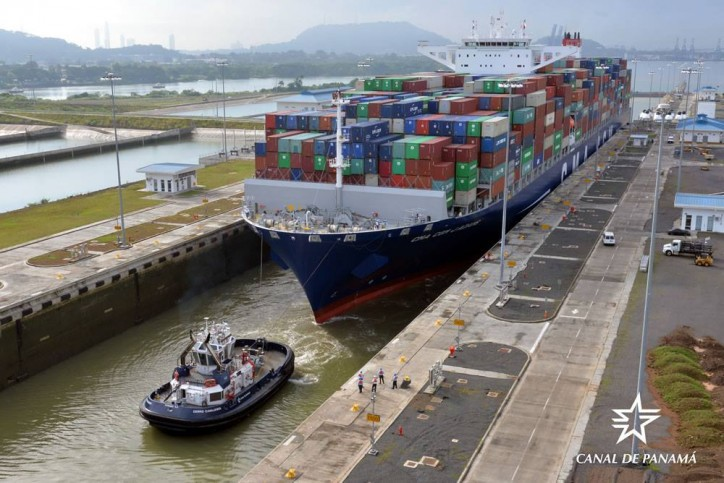 Panama Canal Achieves New Monthly Tonnage Record