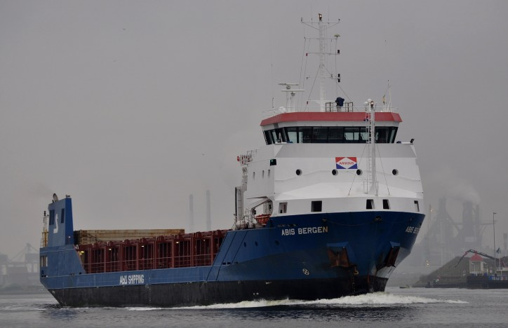 Drunk captain grounds cargo ship in Rostock port, Germany