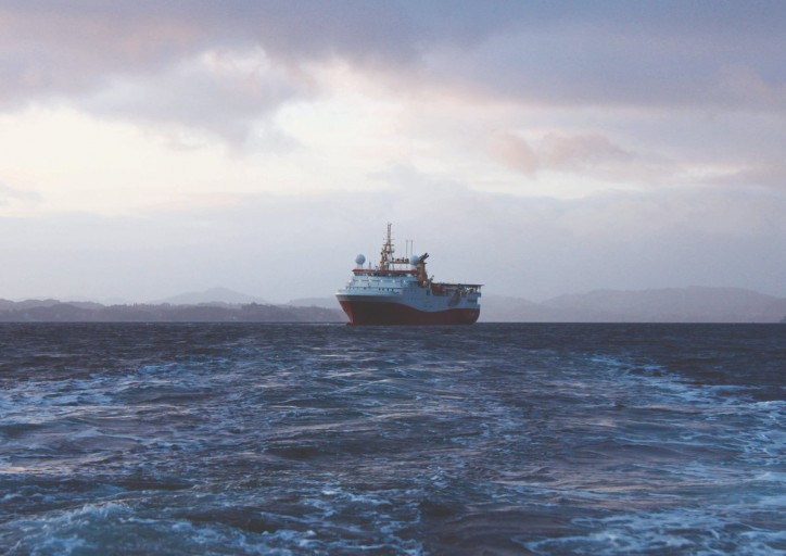 Shearwater Awarded Multi-Project Marine Seismic Acquisition Contract by Shell