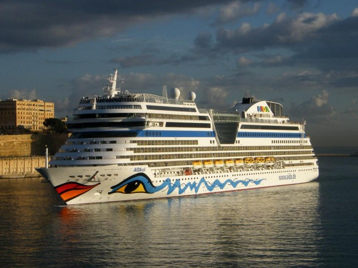First Cruise Ship To Be Powered Via LNG
