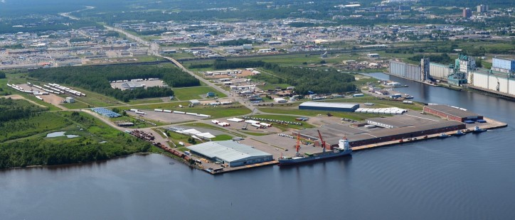 Canada's Port of Thunder Bay Reports Strongest September Shipments in 20 Years