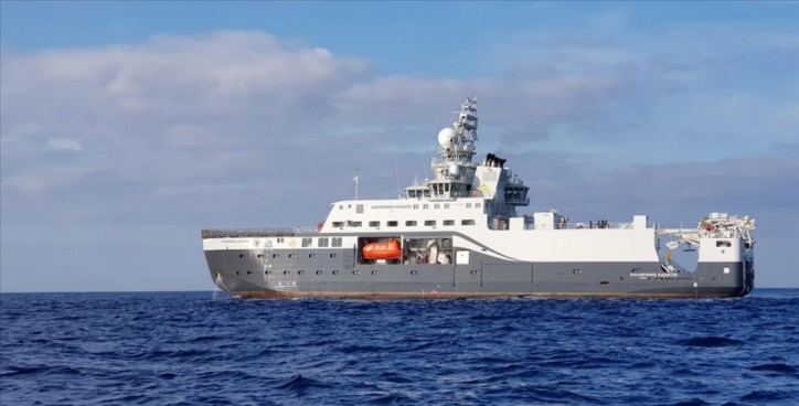 Optimarin installs its USCG-approved BWT technology on the Norwegian Polar Institute's newbuild research vessel